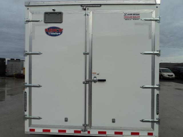 2018 United Trailer UXT 8.5x20 Enclosed Extra Height Trailer....Stock#UN-161828
