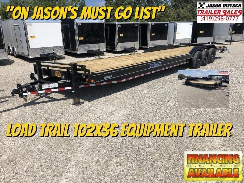 2019 Load Trail 102X36 Equipment Trailer....STOCK# LT-174053