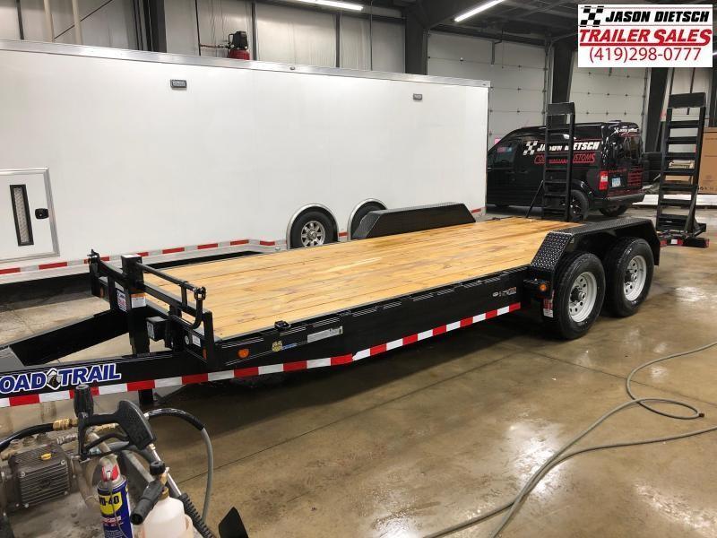 2019 Load Trail 83X20 Tandem Axle Carhauler....STOCK# LT-185659