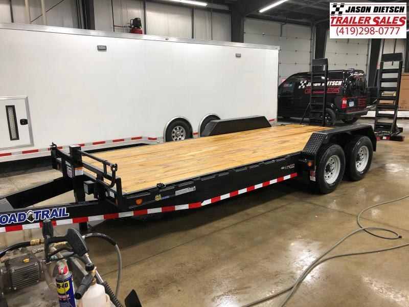2019 Load Trail 83X20 Tandem Axle Open Carhauler....STOCK# LT-185659