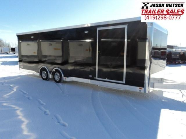 2018 ATC All Aluminum 8.5X28 Car Hauler Xtra Hi....Stock #AT-212980
