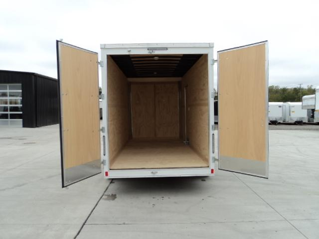 2018 United Trailer UXT 7x16 Extra Height Enclosed Cargo Trailer....Stock# UN-158973