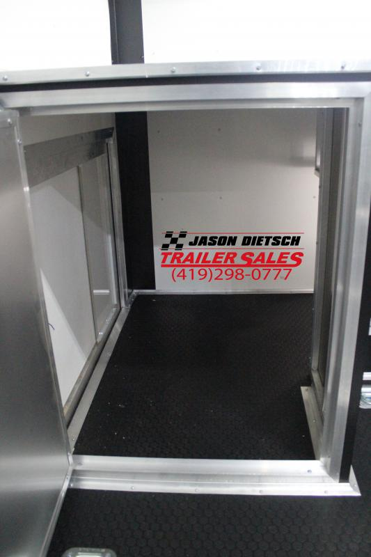 2018 United Trailer GEN 4- 8.5x28 Extra Height Enclosed Race Trailer....Stock#UN-160466
