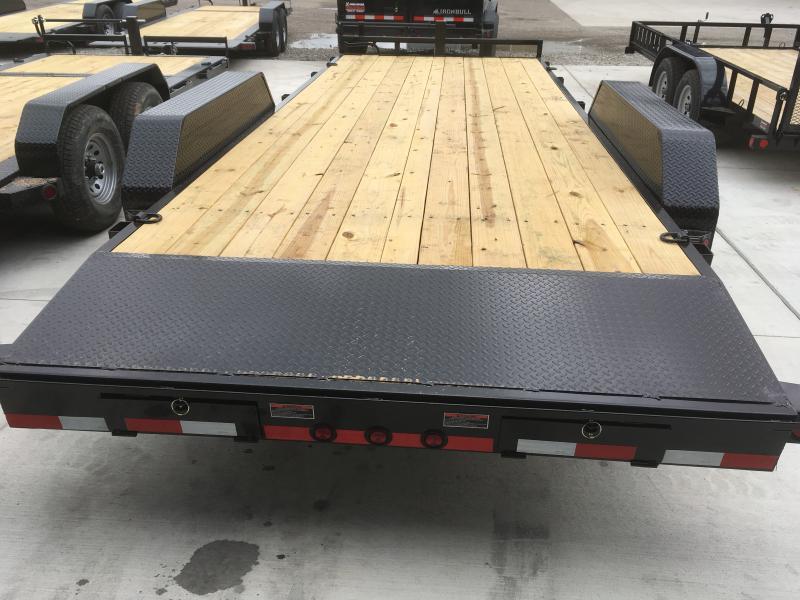 2017 Load Trail CH 83x20 Tandem Axle Carhauler....Stock#LT-36004
