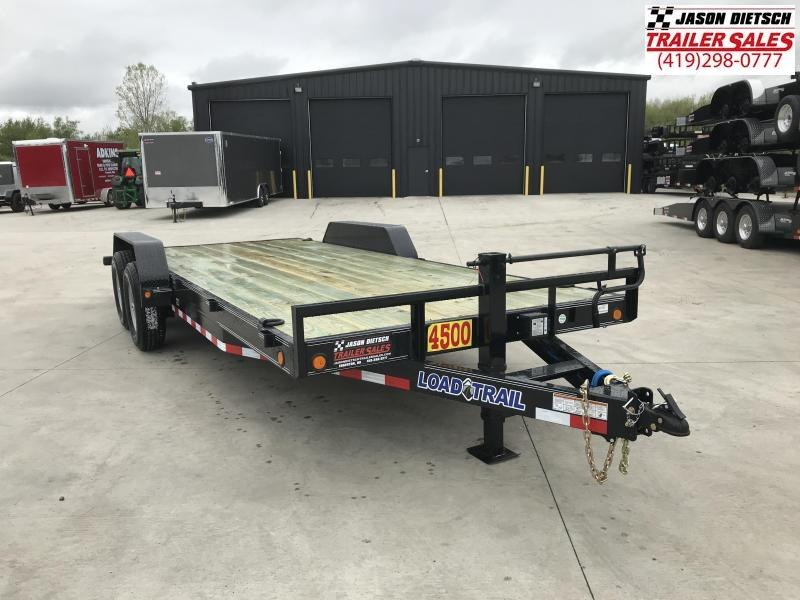 2019 Load Trail 83X20 Tandem Axle Carhauler....STOCK# LT-187783