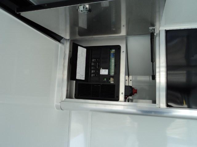 18 ATC All Aluminum 8.5X24 Car Hauler Xtra Hi....AT-Stock # 212982
