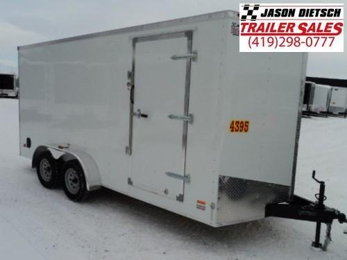 2018 RC Trailers 7X16 Enclosed Cargo Trailer STOCK- 3920