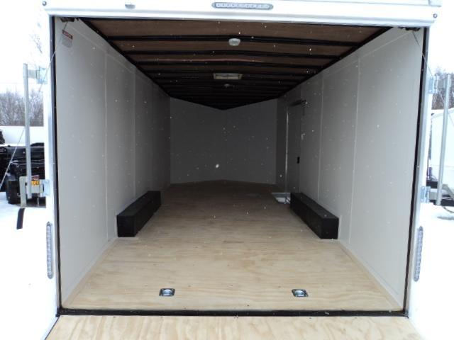 2018 United Trailers XLTV-8.523TA50-S Car / Racing Trailer STOCK- 9762
