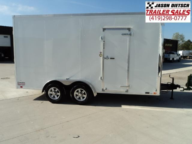 2018 United Trailer UXT 7x16 Extra Height Enclosed Cargo Trailer....Stock# UN-157882