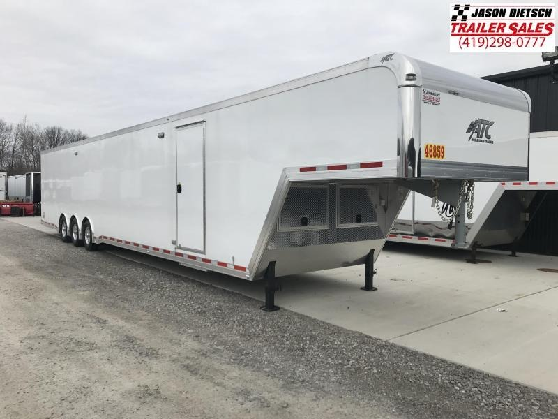 2018 ATC QUEST 8.5X48 Car / Racing Trailer....STOCK# AT-212979