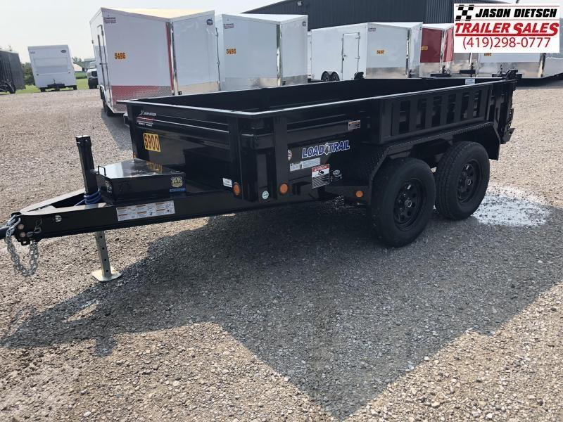 2019 Load Trail DT 72x10 Tandem Axle Dump Trailer....Stock#LT-172668
