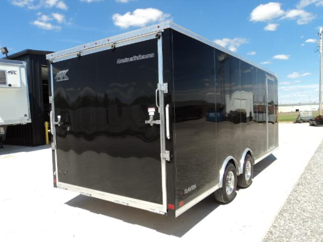 2018 ATC 8.5X20 Carhauler ....STOCK # AT-9526