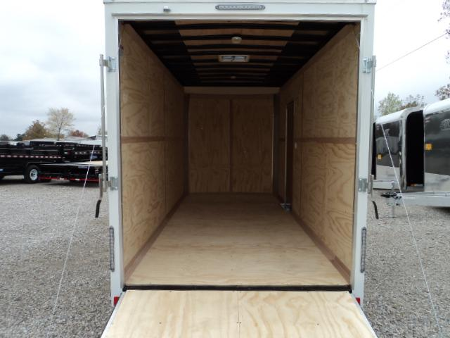 2018 United Trailer UXT 7x16 Extra Height Enclosed Cargo Trailer....Stock# UN-157884