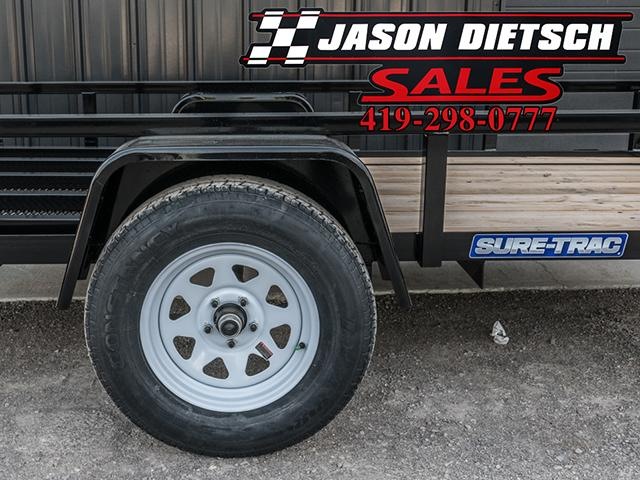 2017 Sure Trac 5x10 Utility Trailer....Stock# ST-8603