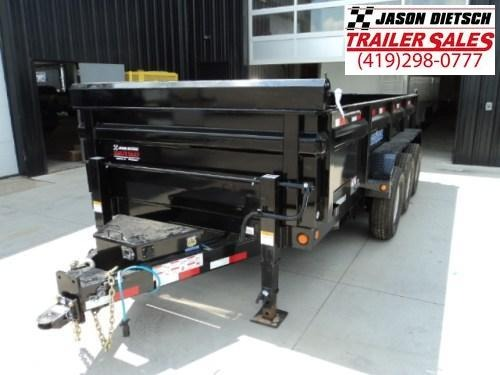 2017 Load Trail DT 83x16 Triple Axle Dump Trailer....Stock#LT-44424