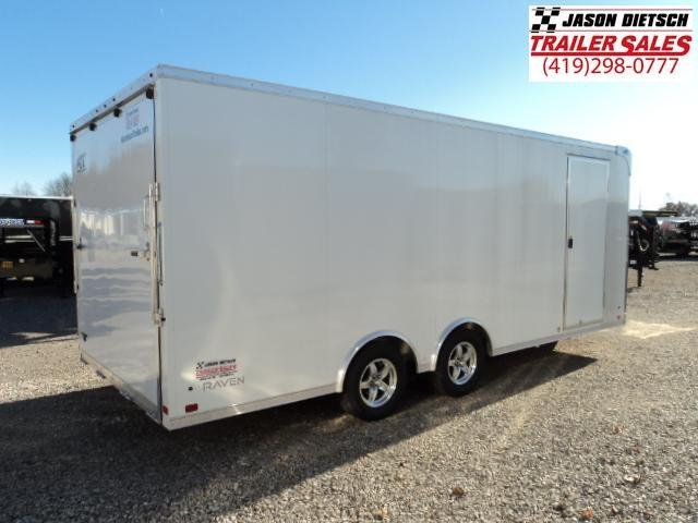 2018 ATC 8.5X20 Carhauler ....STOCK # AT-9747