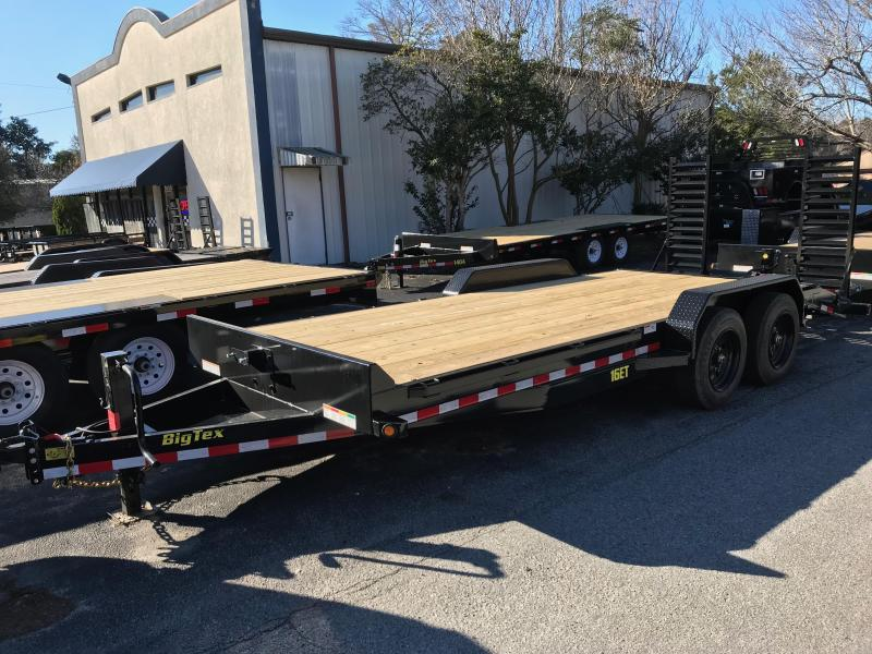 2018 Big Tex Trailers 16ET 17+3 Equipment Trailer