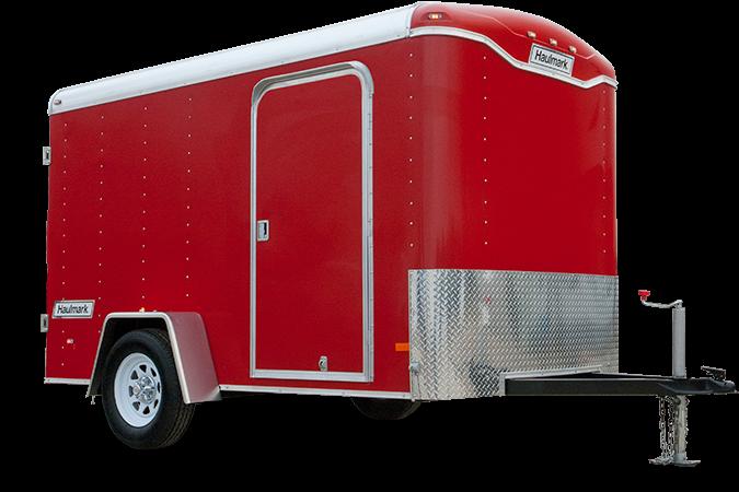 2018 Haulmark CB6X12DS2 Enclosed Cargo Trailer