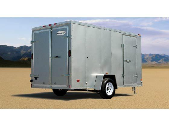 2017 Haulmark PPT6X10DS2 Enclosed Cargo Trailer