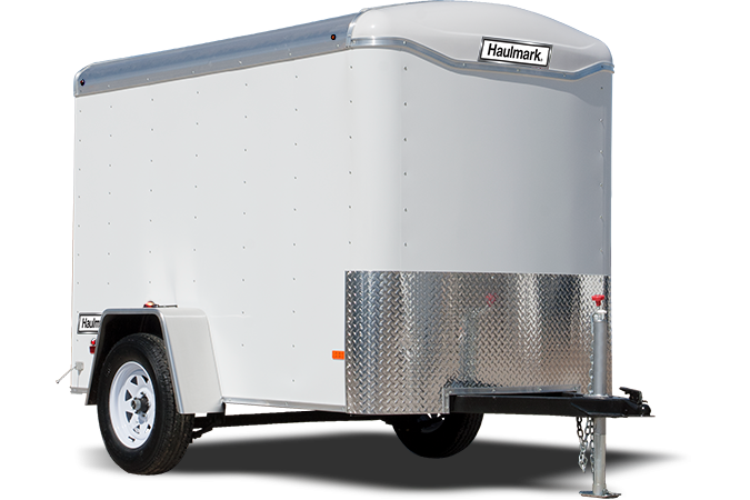 2017 Haulmark TST5X8DS2 Enclosed Cargo Trailer
