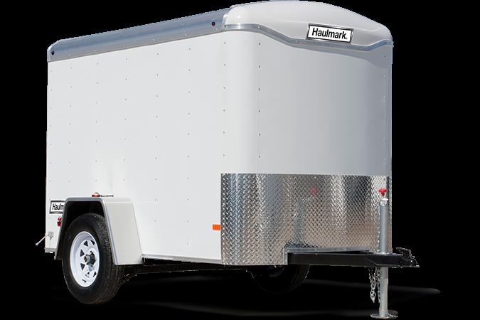 2017 Haulmark TST5X8DS2 Enclosed Cargo Trailer