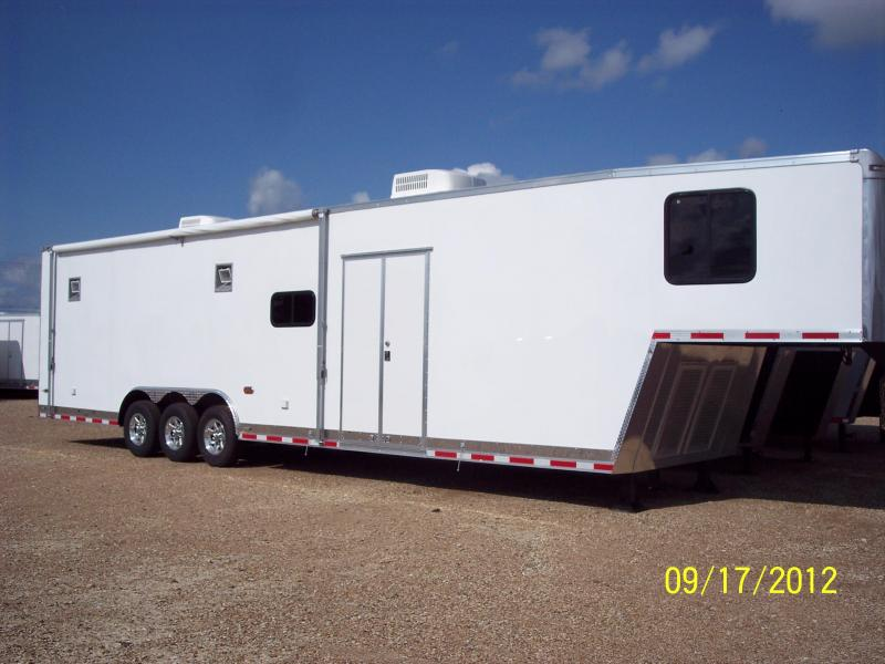 CUSTOM Race Car Trailers