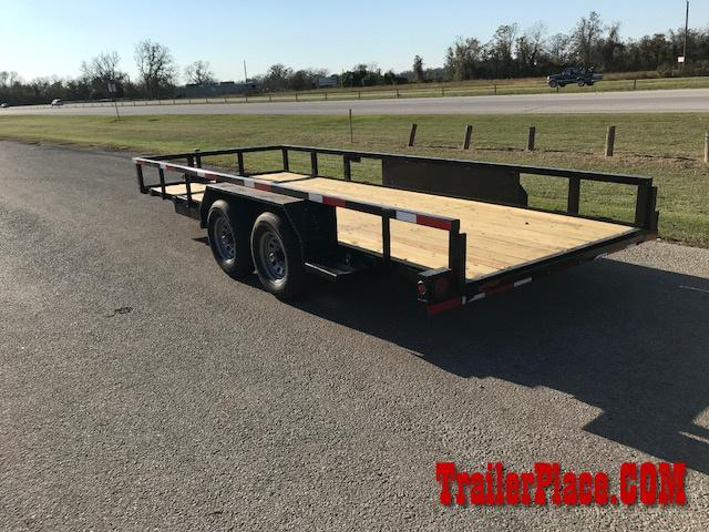 "2018 Ranch King 6'10"" x 18' Utility Trailer"