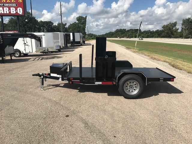 2017 East Texas 5x10 welding trailer
