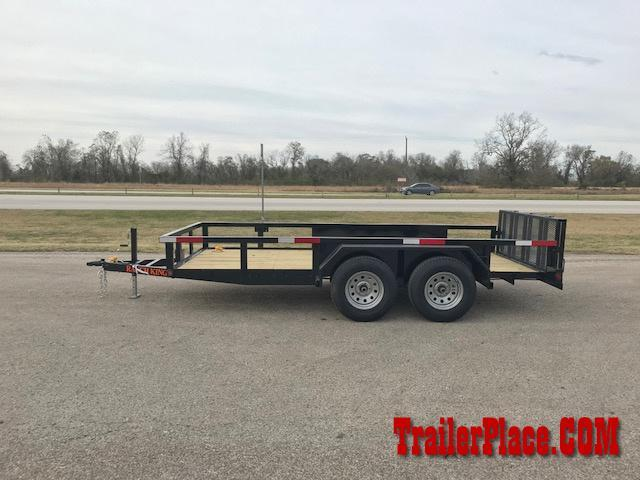 2018 Ranch King 6 x 14 Utility Trailer