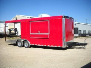 2017 CONCESSION / VENDING TRAILERS