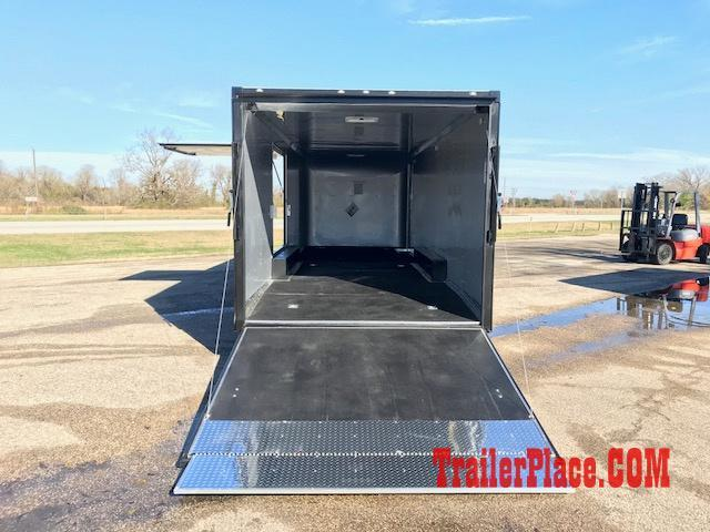2018 Cargo Craft 8.5x28 Auto Hauler Enclosed Cargo Trailer