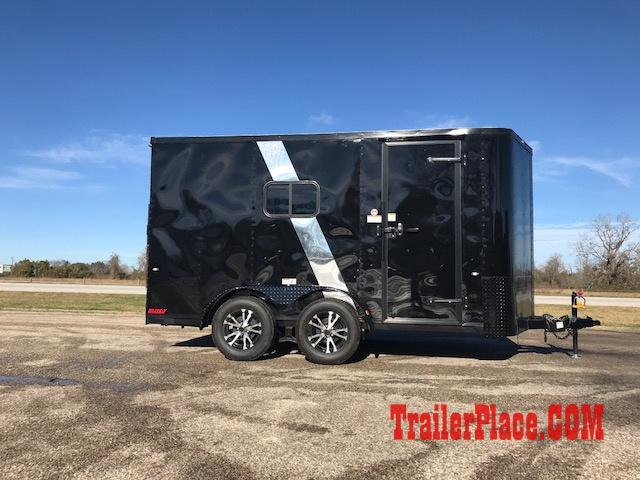 2018 Cargo Craft 7x14  Enclosed Motorcycle Trailer