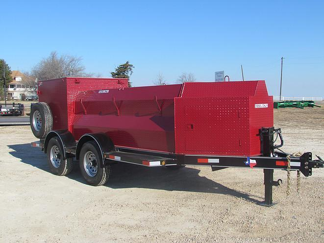 2018 East Texas Diesel Tank Trailers
