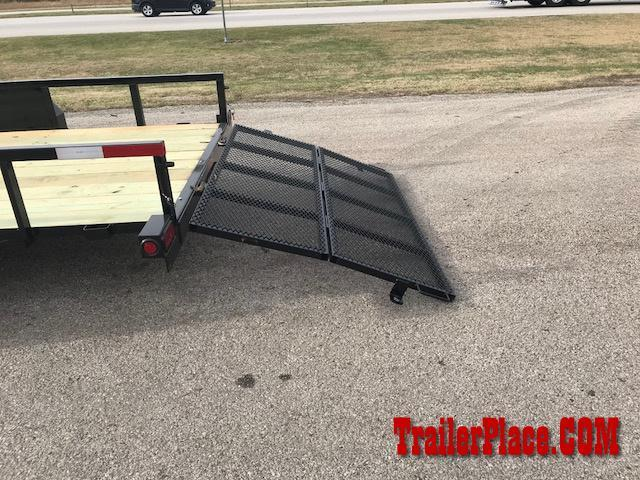2018 Ranch King 82 x 14 Utility Trailer