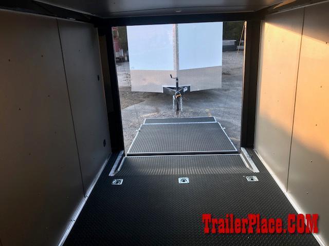 2018 Continental Cargo 7x14 Enclosed Trailer