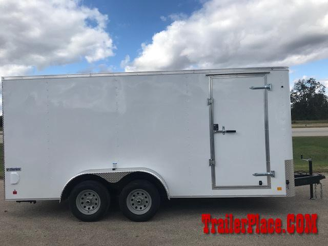 2018 Continental Cargo Enclosed Trailers