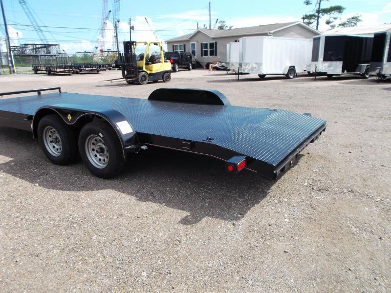 2018 Diamond T 83X20 10K Steel Deck Car Hauler / Racing Trailer / 5200# Axles / Dovetail / LEDs