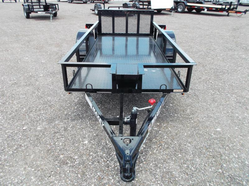 2018 Maxxd 50x8 Motorcycle Trailer / Motorcycle Hauler / Powder Coated
