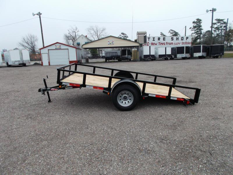 2018 Longhorn Trailers 12ft Tilt Side by Side Trailer / ATV Trailer / Utility Trailer