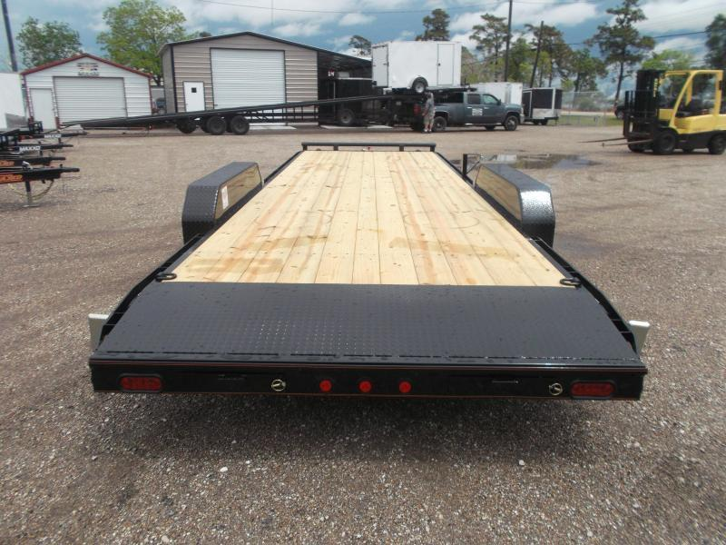 2018 Maxxd Trailers 83X24 10K Car Hauler / Racing Trailer / Flatbed Trailer / Powder Coated