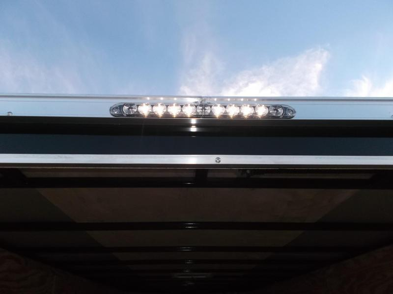 SPECIAL - 2019 Lark 8.5x20 Tandem Axle Cargo Trailer / Car Hauler / 5200# Axles / Ramp / LEDs