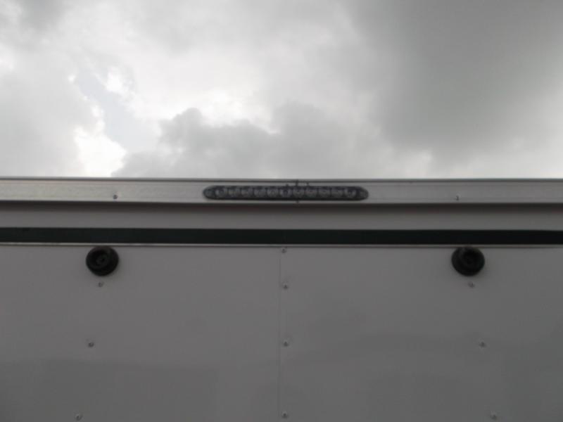 2018 Lark 6x10 Single Axle Cargo Trailer / Enclosed Trailer w/ Ramp