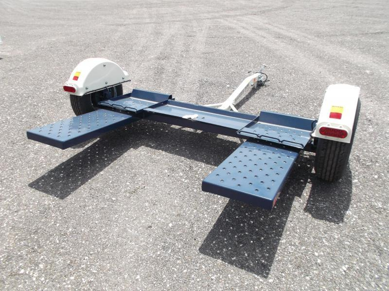 "2018 Master Tow 80"" THD Tow Dolly with Electric Brakes"