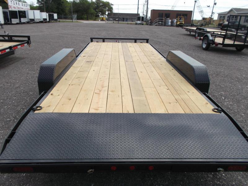 2017 Maxxd 83X20 10K Car Hauler / Racing Trailer / Flat Deck Rental Trailer