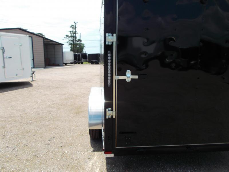 2018 Lark 7x14 Tandem Axle Cargo Trailer / Enclosed Trailer w/ Ramp