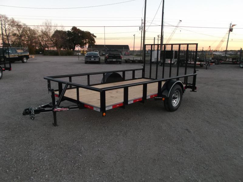16 Single Axle Trailer : Inventory cargo trailers car haulers utility