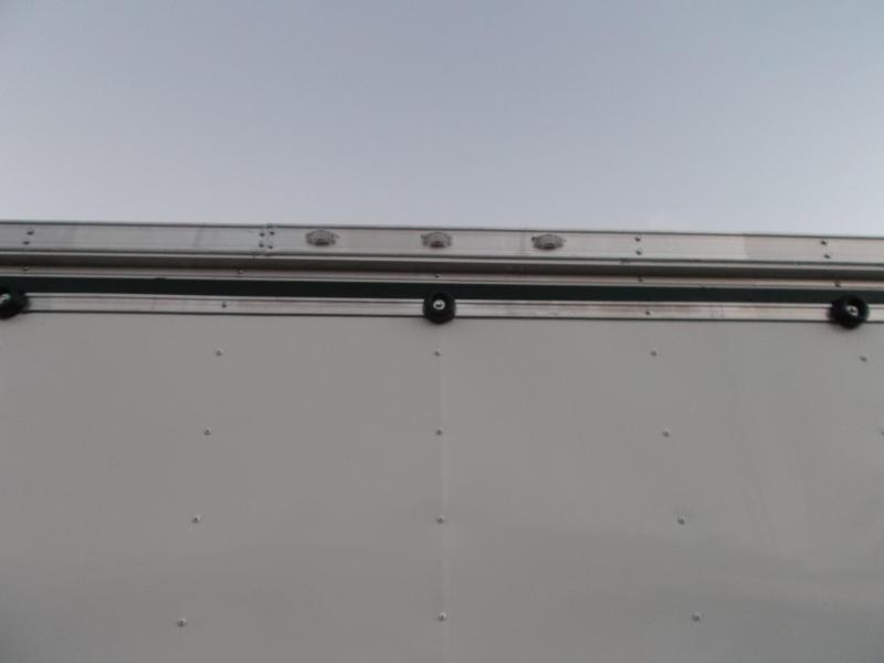 2018 Covered Wagon Trailers 8.5x20 Tandem Axle Cargo Trailer / Enclosed Trailer / Ramp / RV Side Door