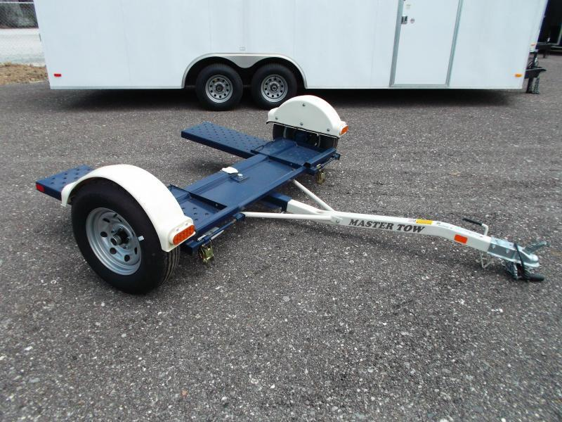 "2018 Master Tow 80"" THD Tow Dolly with Surge Brakes"