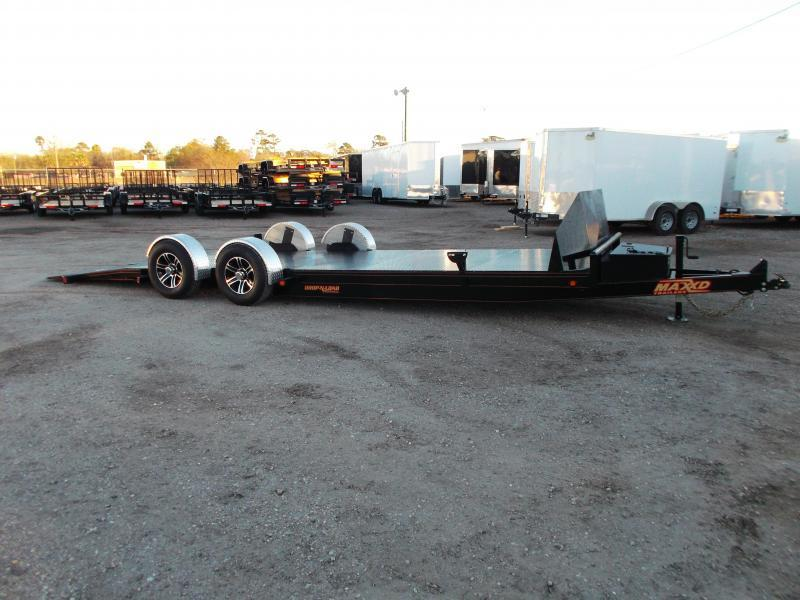2018 Maxxd Trailers 24ft Drop N Load 10K Car Hauler / Racing Trailer / Powder Coated