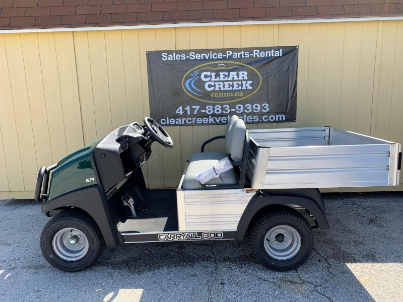 2019 Club Car Carryall 300 Golf Cart